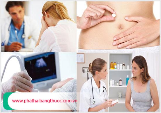 Phá thai bằng thuốc chỉ được phép thực hiện tại cơ sở y tế
