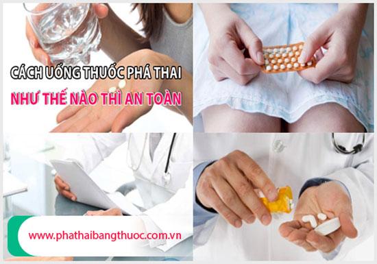 Các bước phá thai bằng thuốc an toàn