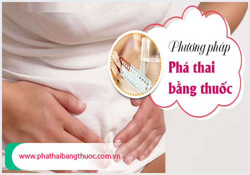 Phá thai bằng thuốc – biện pháp phá thai an toàn, ít tổn thương tử cung