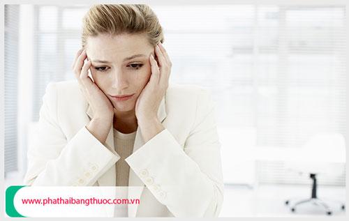 Khi phá thai có đau lắm không ?