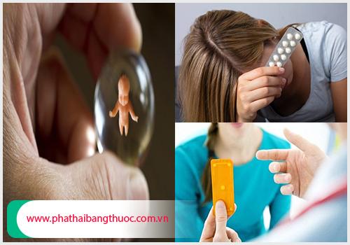Phá thai bằng thuốc được áp dụng phổ biến