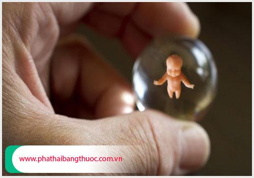 Phá thai an toàn giúp bảo vệ sức khỏe sinh sản