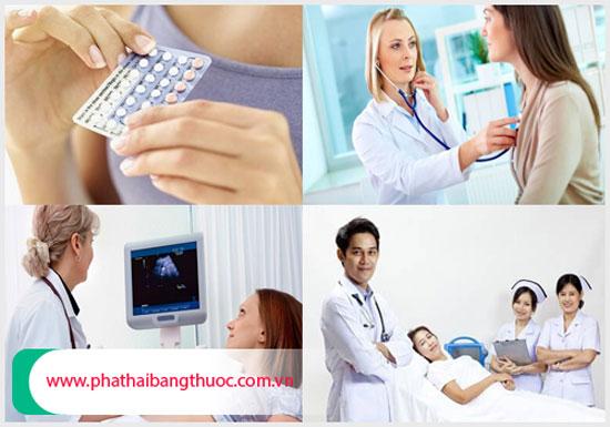 Phá thai 1 tháng tuổi tại những cơ sở y tế chất lượng và uy tín