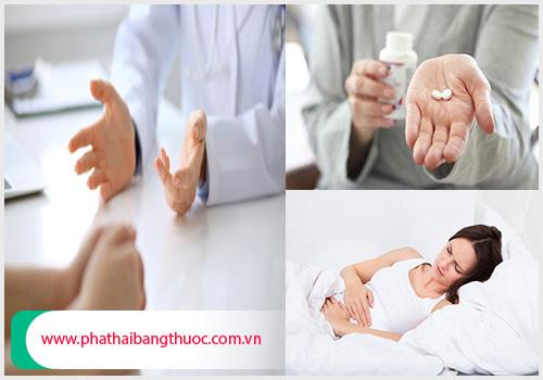 Phá thai 7 tuần cần thực hiện đúng quy trình