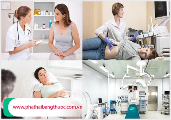 Phá thai chỉ đảm bảo an toàn khi thực hiện tại cơ sở uy tín