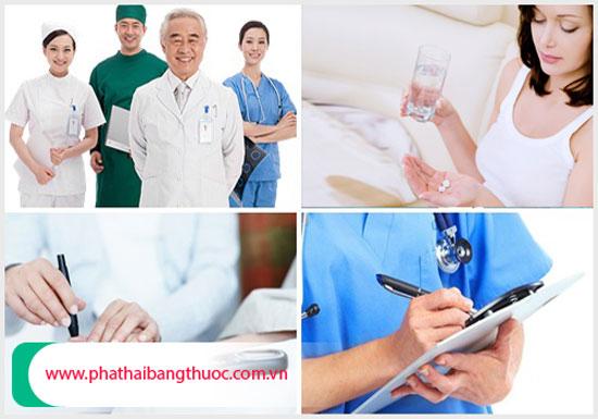 Phá thai bằng thuốc nên thực hiện ở những cơ sở y tế uy tín