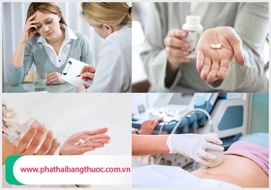 Phá thai bằng thuốc nên thực hiện theo chỉ dẫn của chuyên gia chuyên khoa