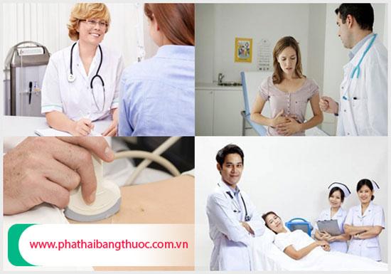 Phá thai an toàn phải được thực hiện tại địa chỉ uy tín