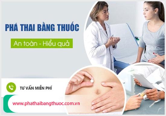Phá thai bằng thuốc nên thực hiện tại cơ sở uy tín và chất lượng
