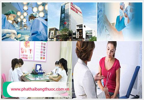 Phá thai Bệnh viện Hùng Vương là sự lựa chọn của nhiều chị em