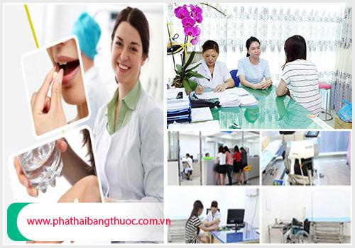 Đa Khoa Hoàn Cầu: phòng khám phá thai được chị em Nha Trang tin tưởng