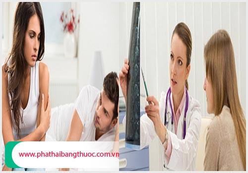 Cần có chế độ chăm sóc sức khỏe tốt sau hút thai