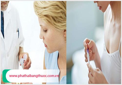 Phá thai bằng thuốc được nhiều chị em quan tâm