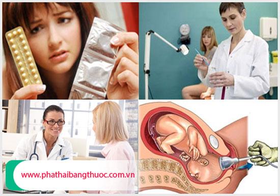 Thời điểm để thực hiện phá thai an toàn nhất khi nào?